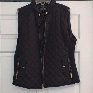 Puffer vest, 2X